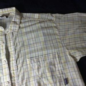 Patagonia Mens Short Sleeve Size Large Preowned
